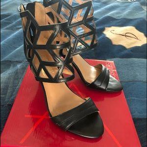AEROSOLES Salamander leather heels